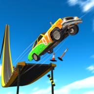 巨大斜坡特技飞车 v0.1