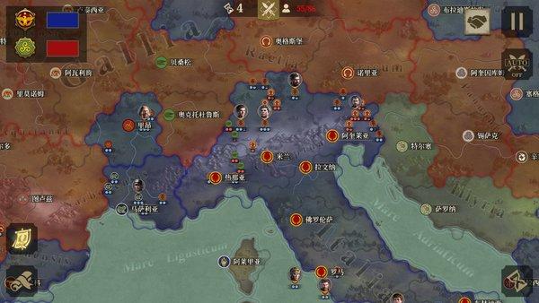 大征服者罗马破解版下载(无限勋章)-大征服者罗马2021破解版