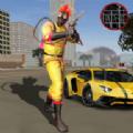 火焰绳索英雄 v1.0